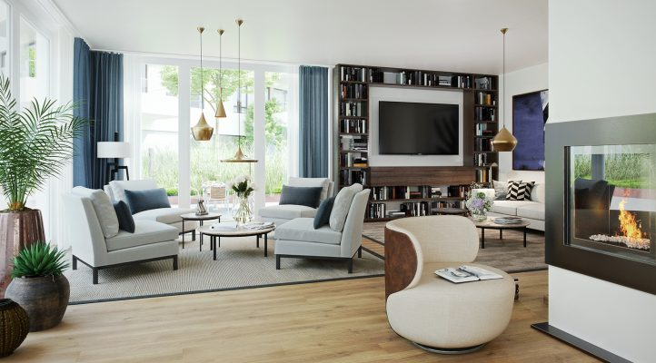 Stor lounge